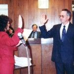 Paul Taking Oath of Office~Calaveras County Supervisor